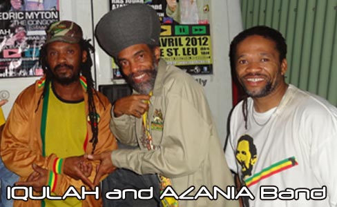IQULAH and AZANIA BAND  - RAS MILITAN KULTURAL MOVEMENT
